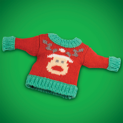 Christmas Jumper Hand Warmer