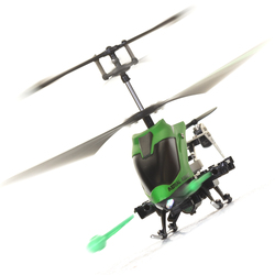 Aerial Assault 3.5 Channel Missile Launching Ir Helicopter