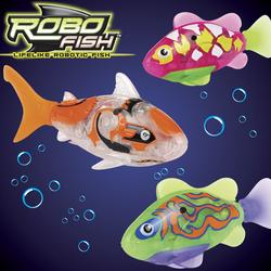 Tropical Robo Fish