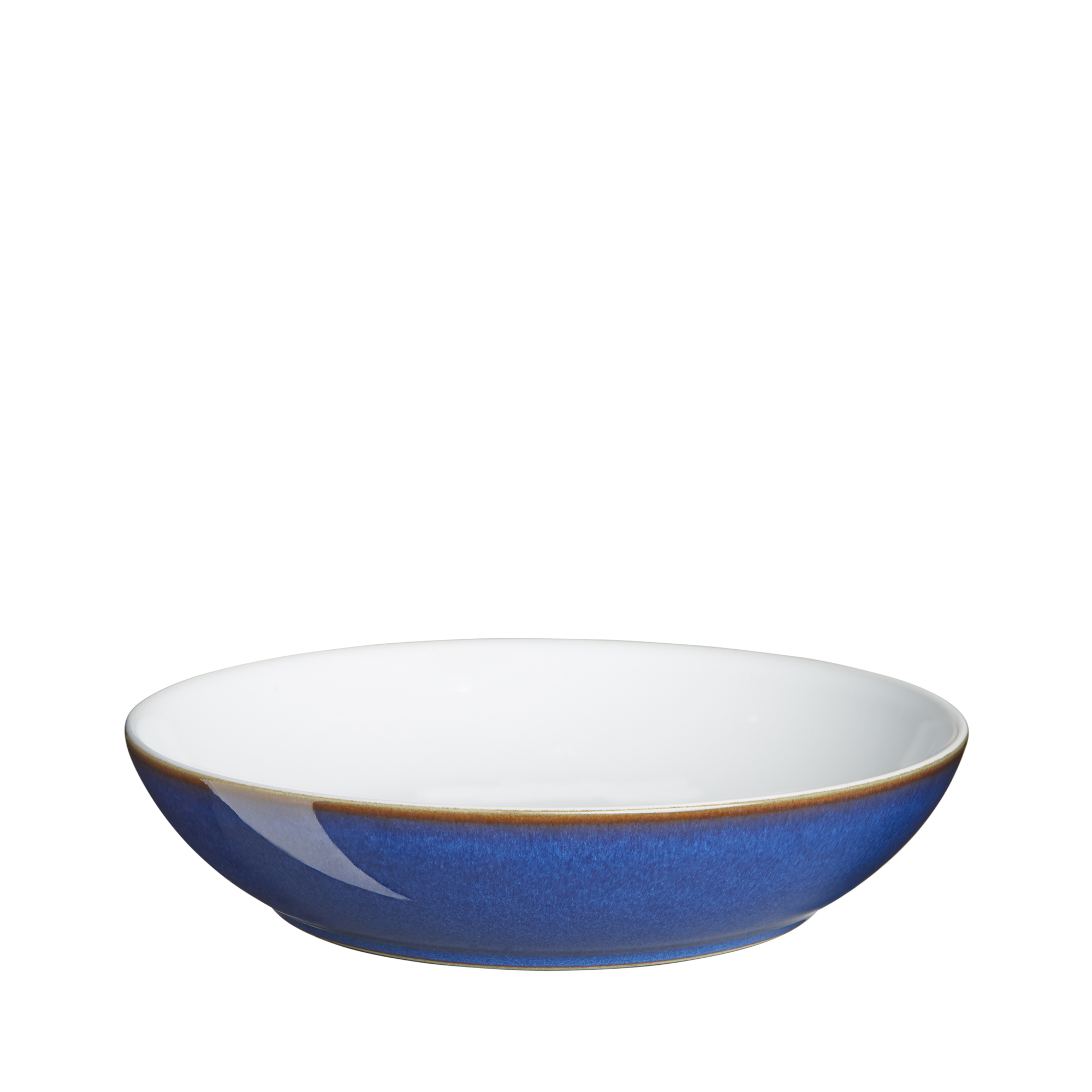 Denby Imperial Blue Pasta Bowl Ebay