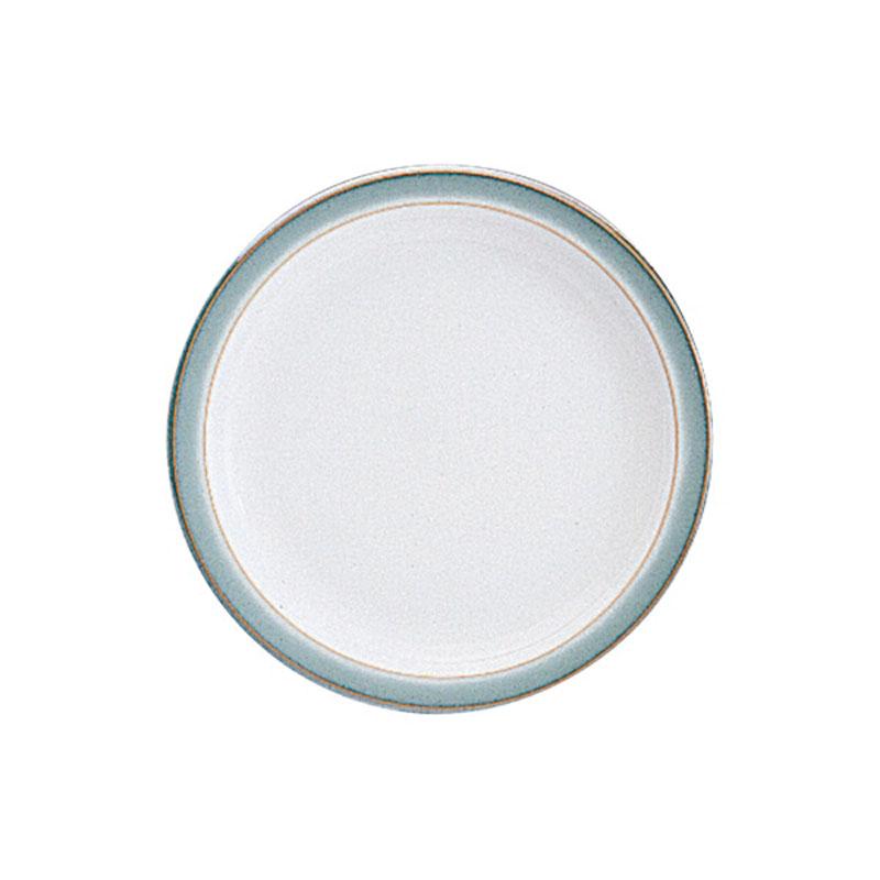 Denby Pottery Regency Green Dessert/Salad Plate