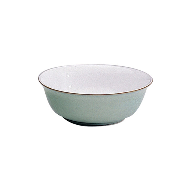 Denby Pottery Regency Green Soup/Cereal Bowl