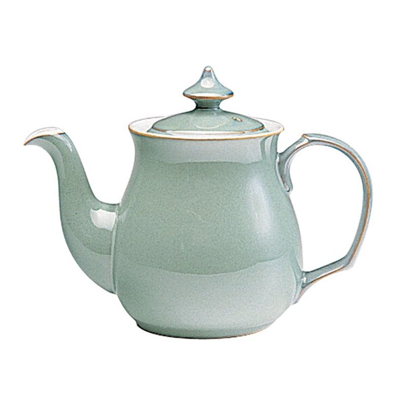 Denby Pottery Regency Green Teapot