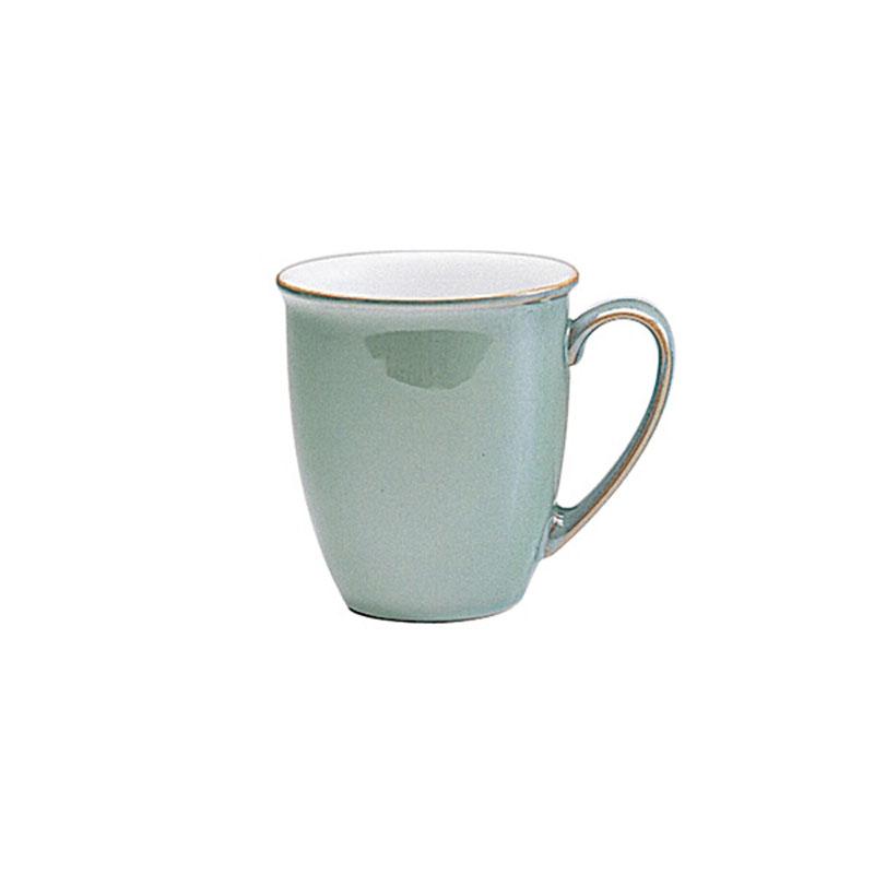Denby Pottery Regency Green Coffee Beaker