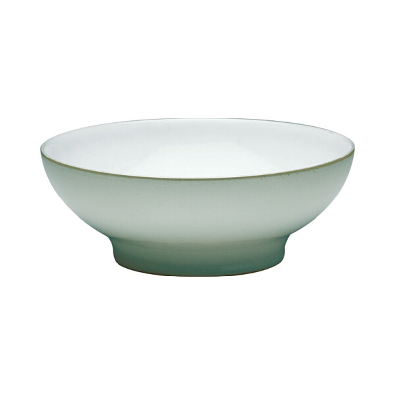 Denby Pottery Regency Green Medium Serving Bowl