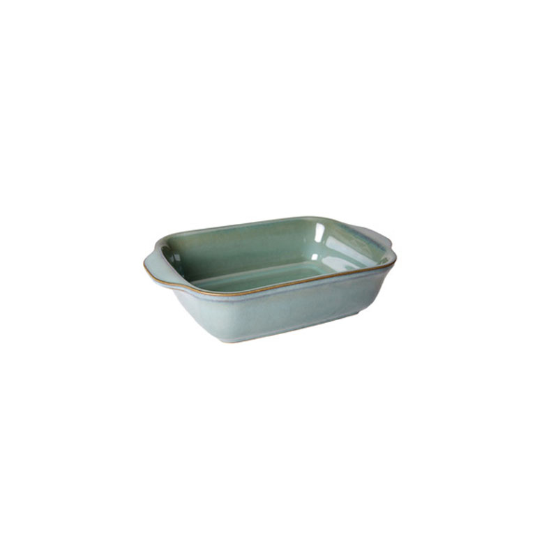 Denby Pottery Regency Green Small Oblong Dish
