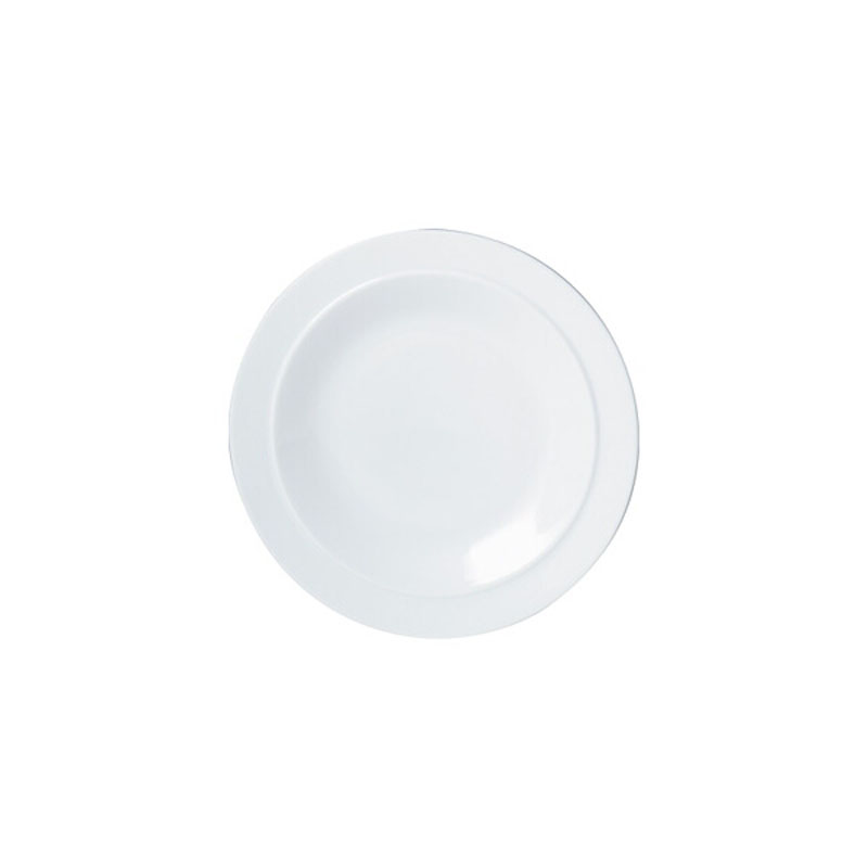 Denby Pottery White Tea Plate