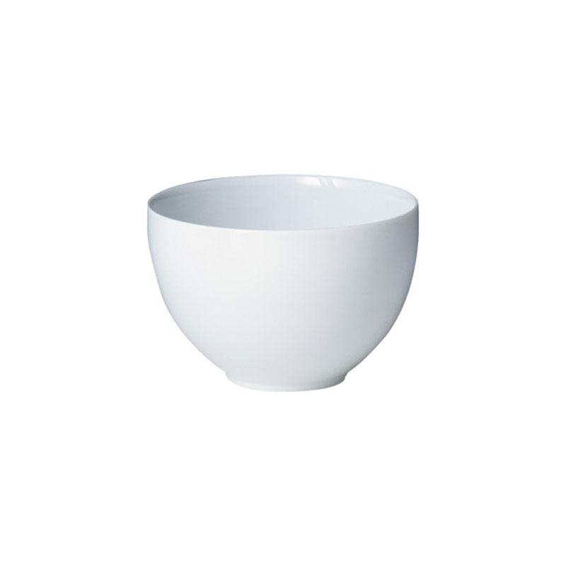 Denby Pottery White Noodle Bowl