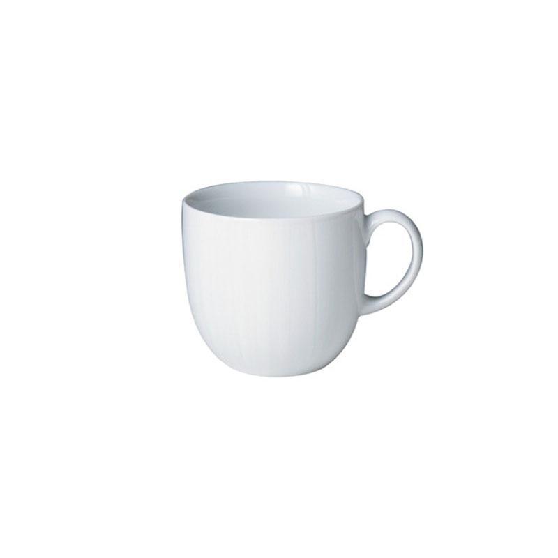 Denby Pottery White Small Mug
