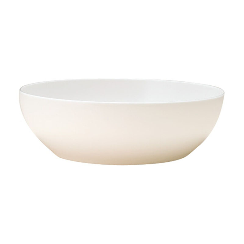 Denby Pottery China Large Salad Bowl