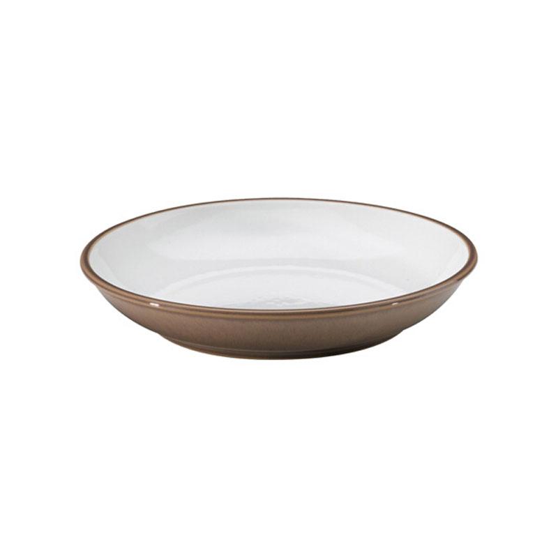 Denby Pottery Truffle Pasta Bowl