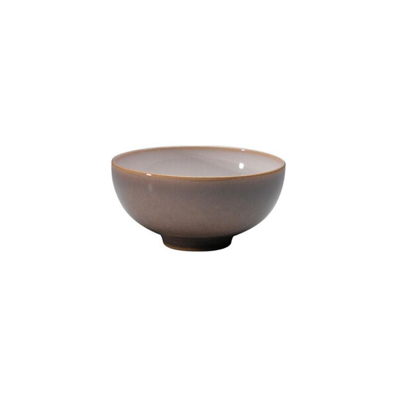 Denby Pottery Truffle Rice Bowl