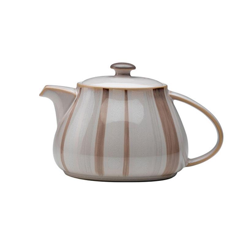 Denby Pottery Truffle Layers Teapot