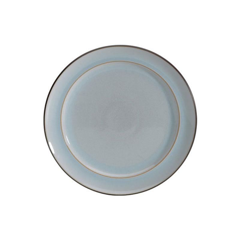 Denby Pottery Sienna Wide Rimmed Dessert/Salad Plate