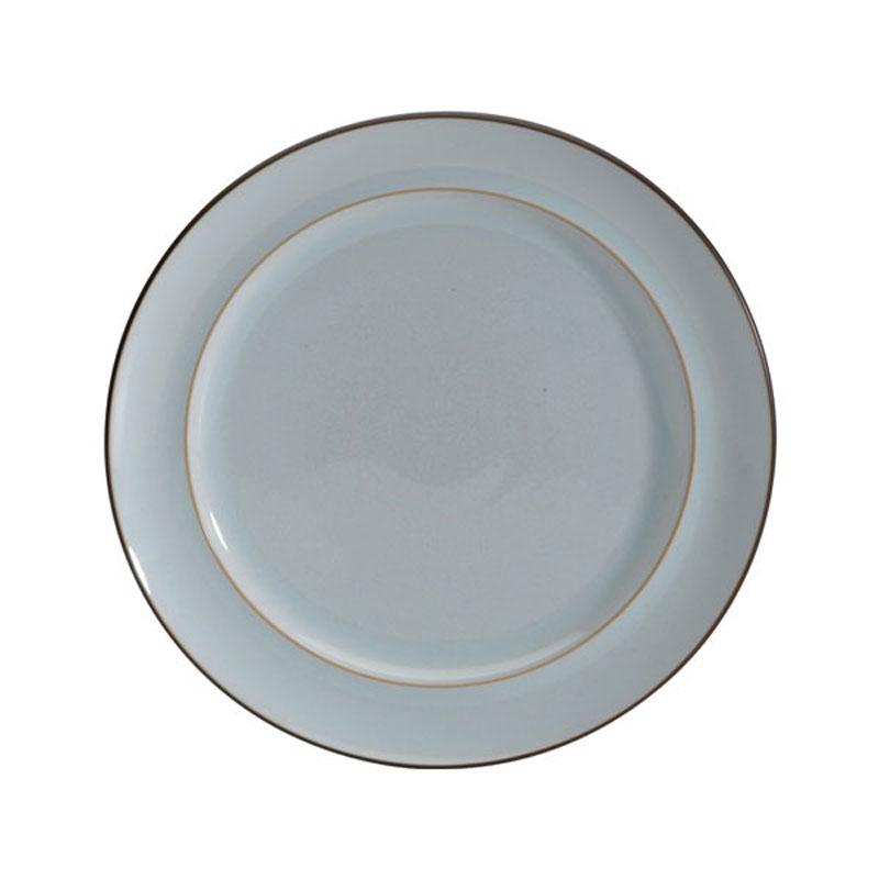 Denby Pottery Sienna Wide Rimmed Dinner Plate