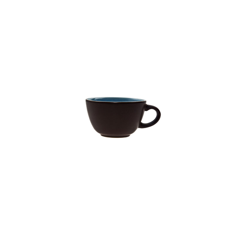 Denby Pottery Sienna Turquoise Espresso Cup (saucer sold separately)