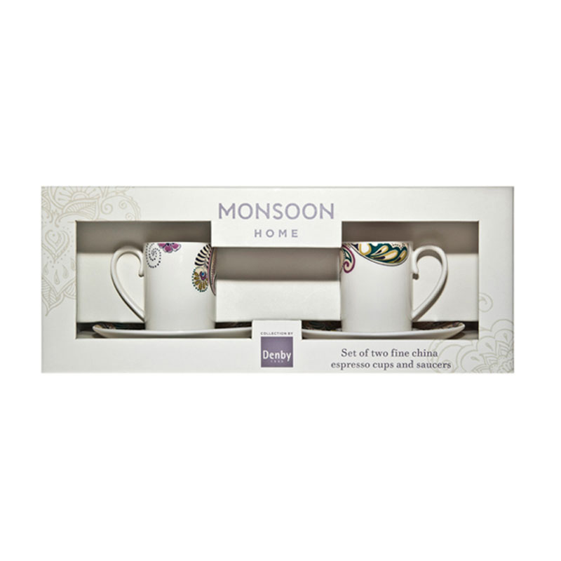 Denby-Monsoon-Cosmic-Set-of-2-Espresso-Cups-and-Saucers