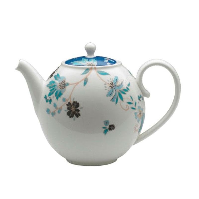 Denby Pottery Monsoon Veronica Teapot