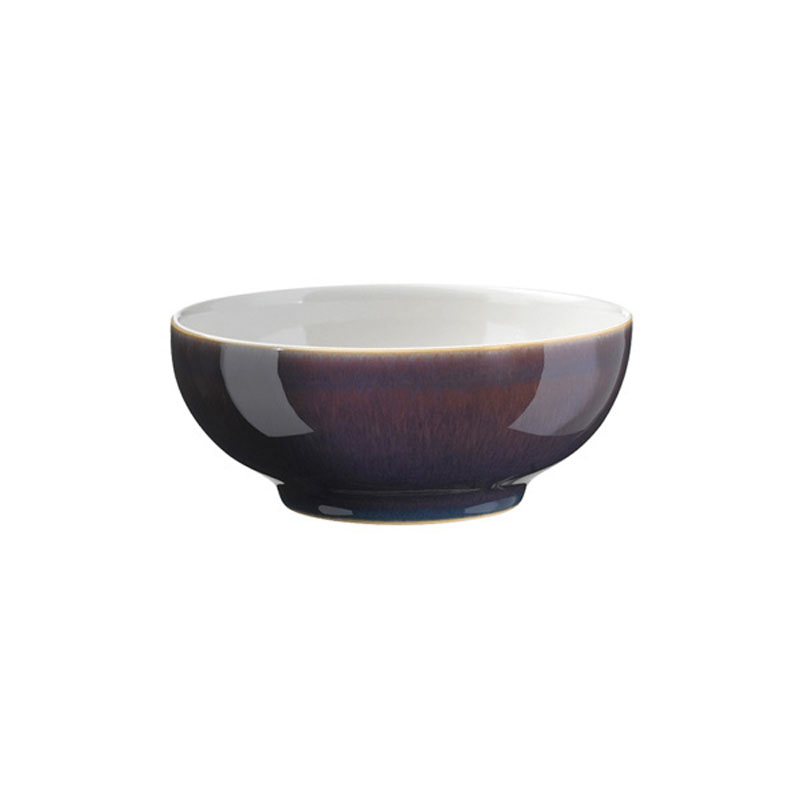 Denby Pottery Amethyst Soup/Cereal Bowl