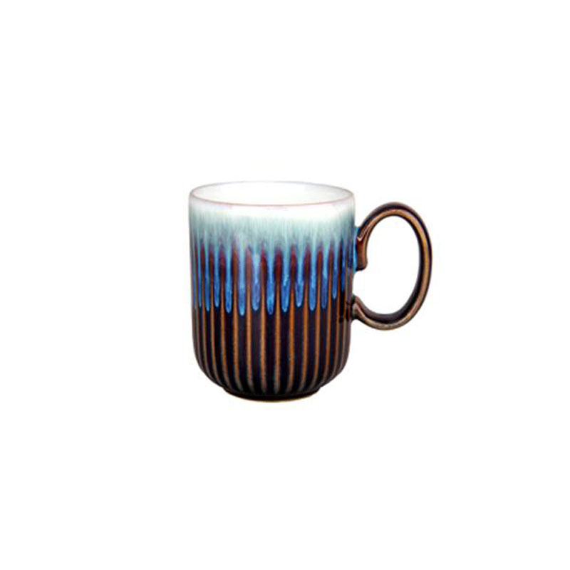 Denby Pottery Amethyst Fluted Mug