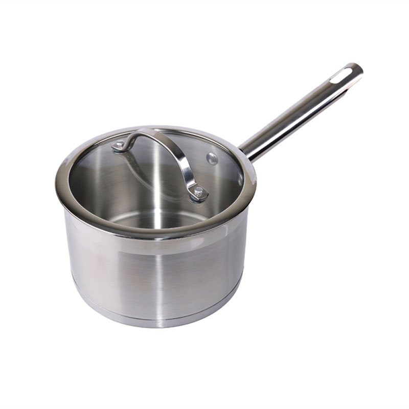 Denby Pottery Stainless Steel Saucepan 20cm with Lid