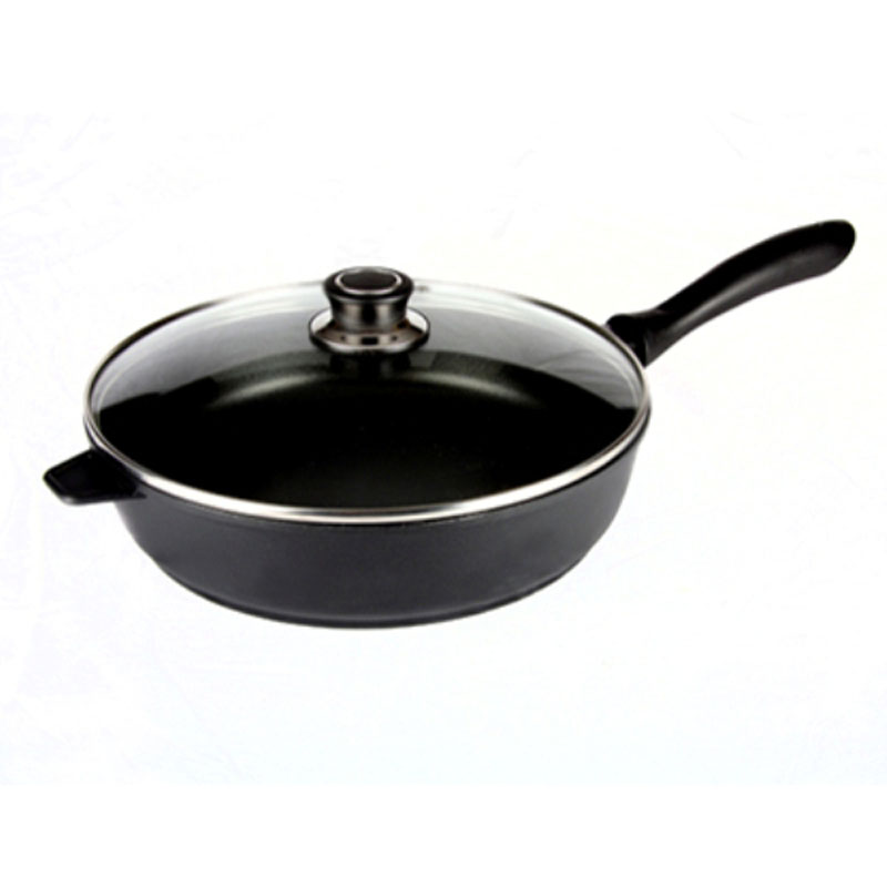 Denby Pottery Aluminium Fry Pan 28cm with Lid