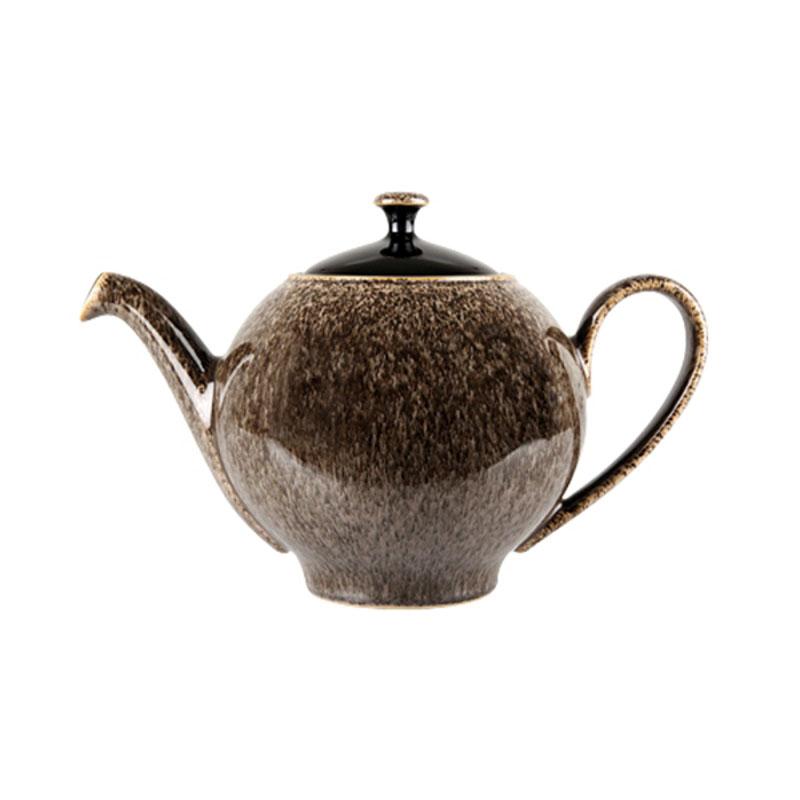 Denby Pottery Praline Teapot