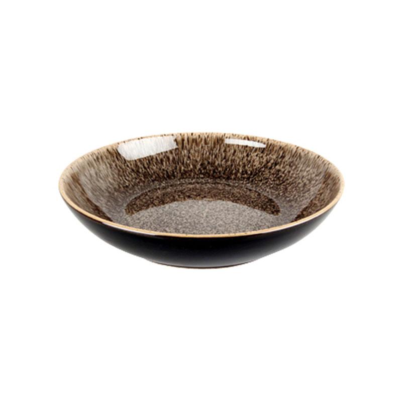 Denby Pottery Praline Pasta Bowl