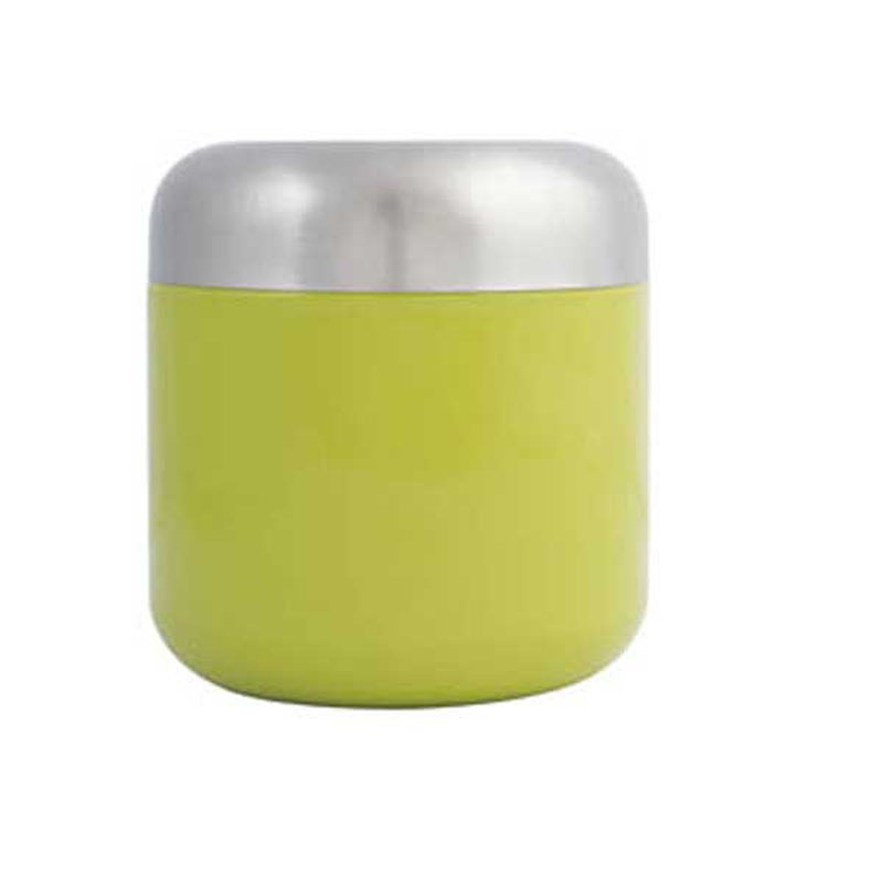 Denby Pottery Colour My Kitchen Green Barrel Small Storage Jar