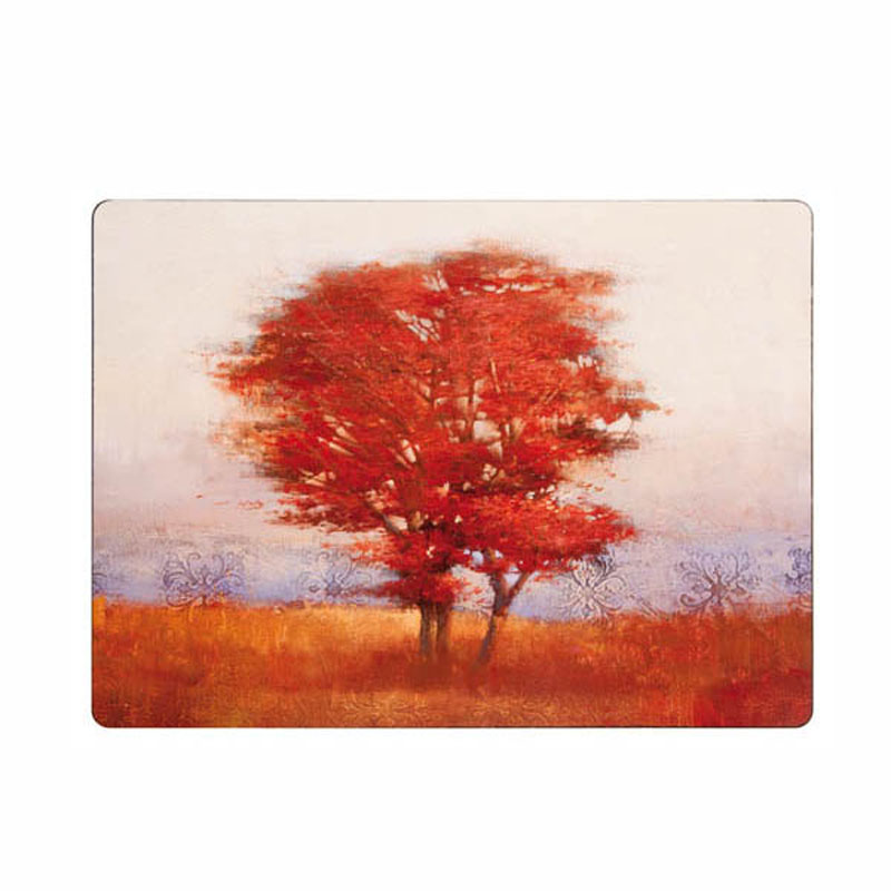 Tabletalk Autumn Tree Placemats Set of 6  supplied by Denby Pottery
