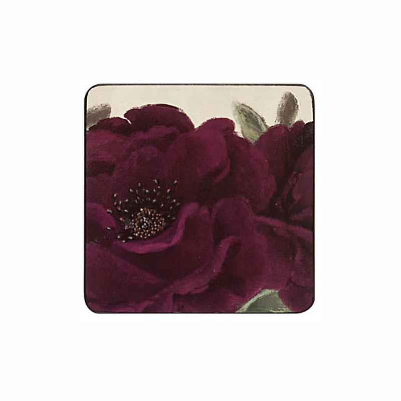 Tabletalk Mulberry Coasters Set of 6  supplied by Denby Pottery
