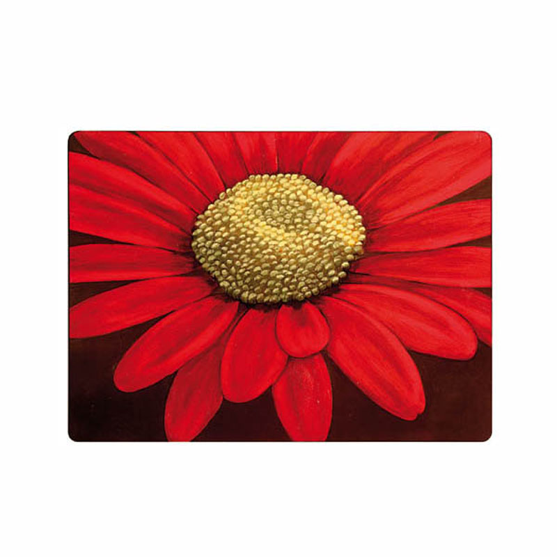 Tabletalk Red Velvet Placemats Set of 6  supplied by Denby Pottery