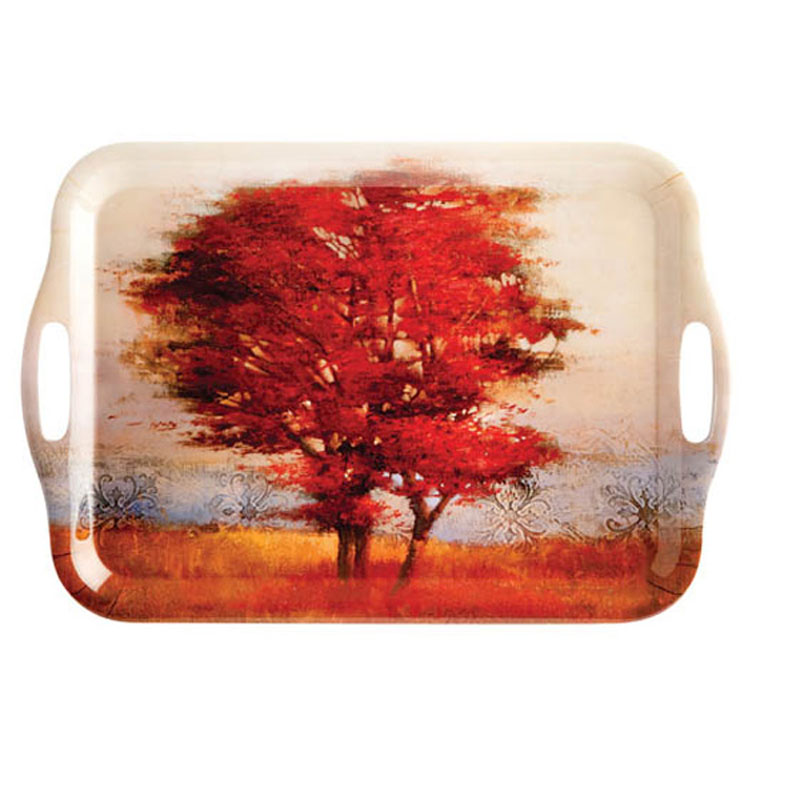 Tabletalk Autumn Tree Serving Tray  supplied by Denby Pottery