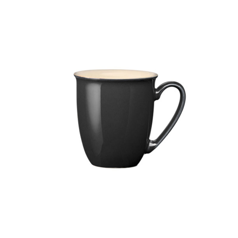 Denby Pottery Cook and Dine Black Coffee Beaker