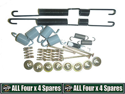 Rear-Brake-Shoe-Fitting-Kit-Toyota-Landcruiser-60-75-Series-HJ60-HJ61-FJ60-HJ75