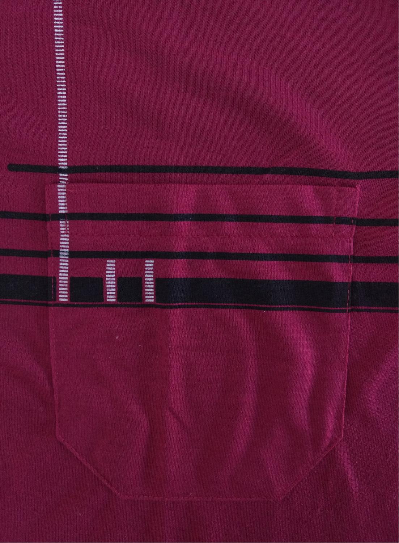 5XL BIG SIZE MEN/'S POLO T-shirt con tasca Smart Casual King Size 3XL
