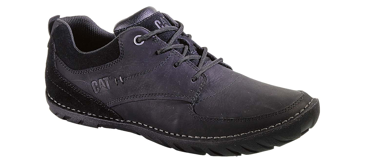 s cat footwear abilene low top casual leather walking