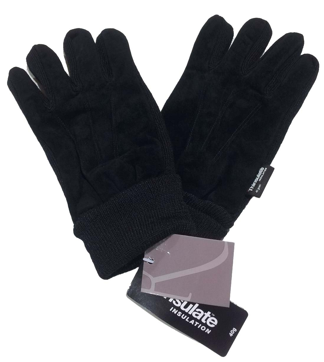 Black or brown leather gloves - Men 039 S Premium Warm Stylish Thinsulate Suede