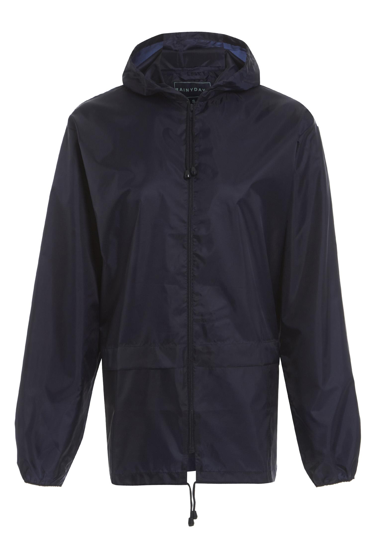 i-Smalls Women/'s Lightweight Summer Waterproof Hooded Rain Jacket Coat Kagool
