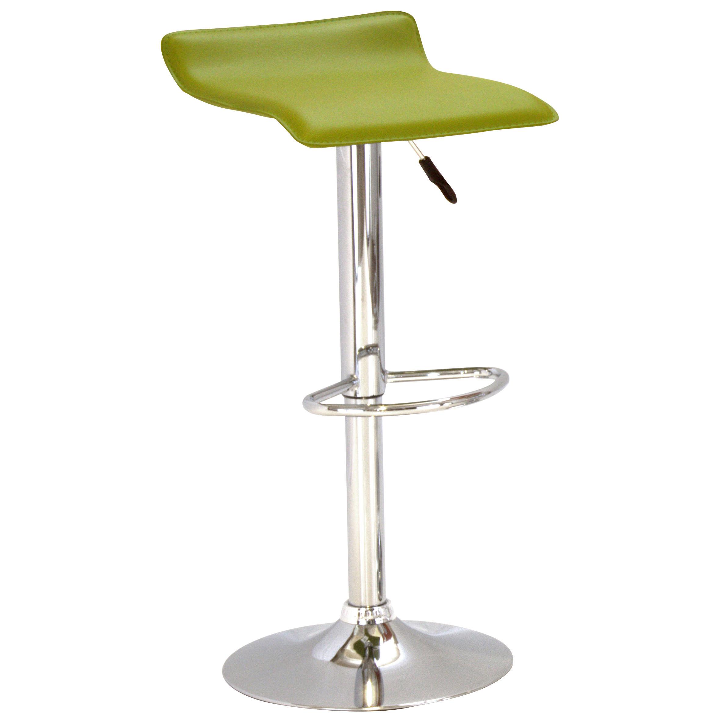 Green Kitchen Stools: 2x Kitchen Breakfast Bar Stool Seat Barstool