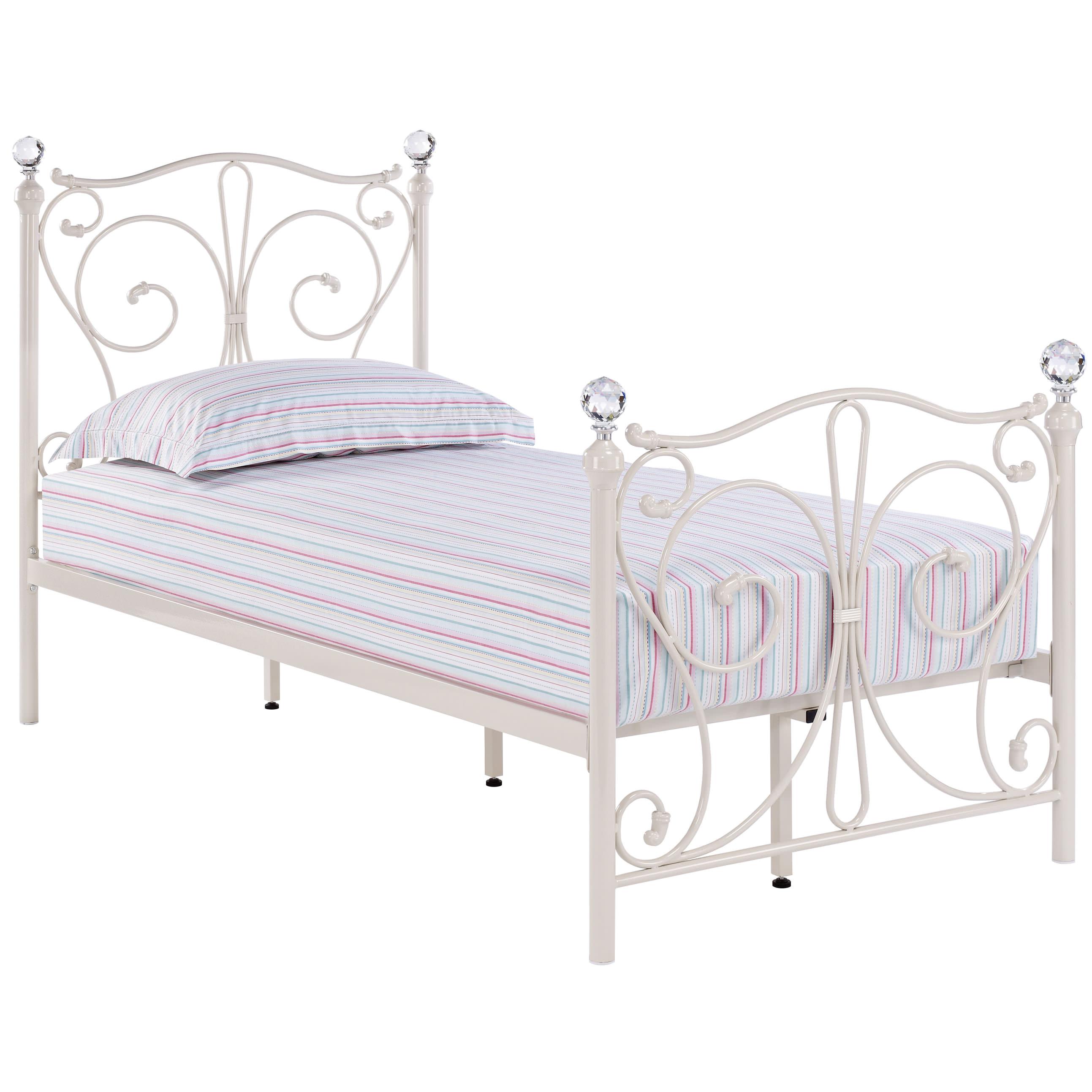 metal bed frame bedstead single double kingsize 3ft 4ft6. Black Bedroom Furniture Sets. Home Design Ideas