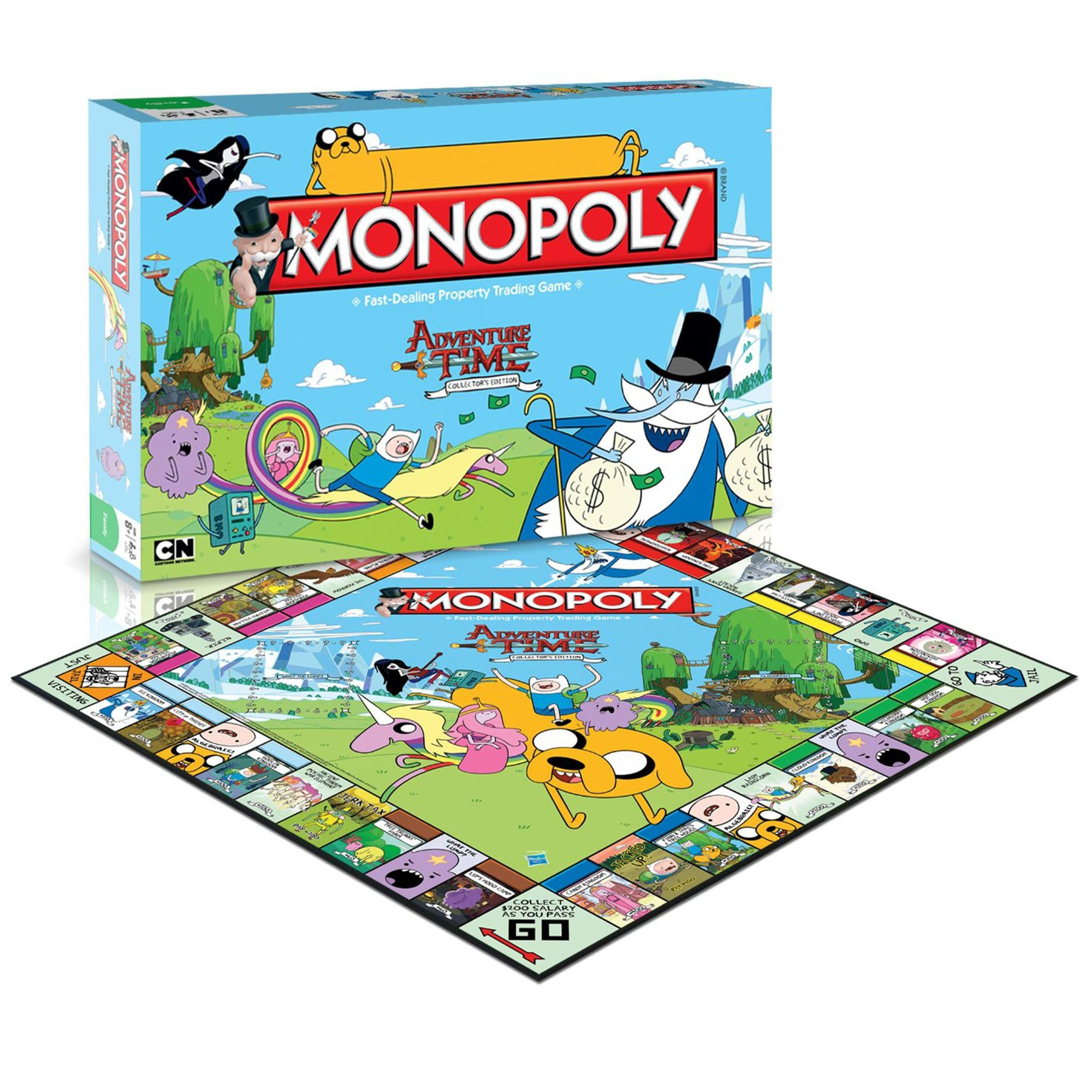 how to make a board game like monopoly
