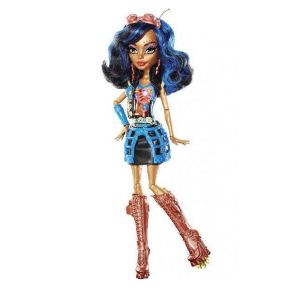 Monster high ghouls alive robecca steam doll ebay - Monster high robecca steam ...