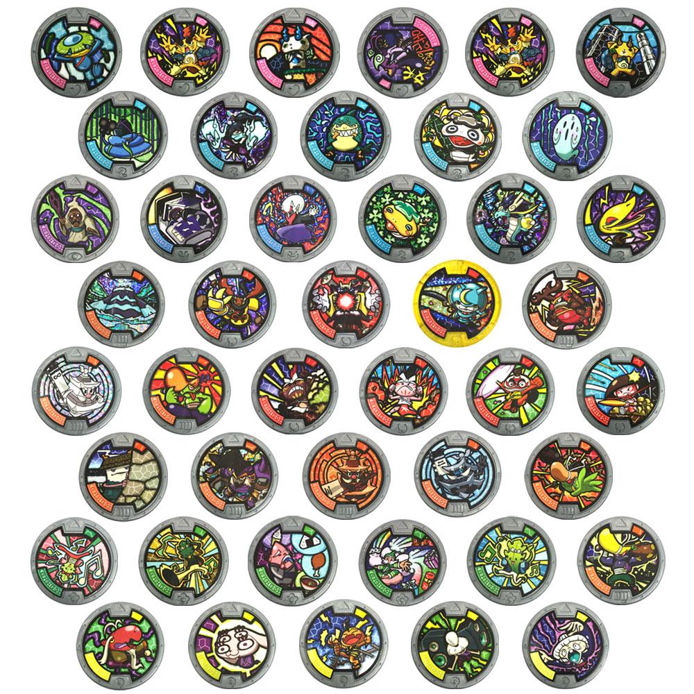 Yo kai watch or yokai medals choose your item ebay for Porte medaillon yokai watch