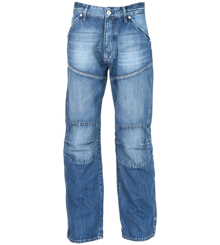 G star herren jeans elwood loose rugby wash