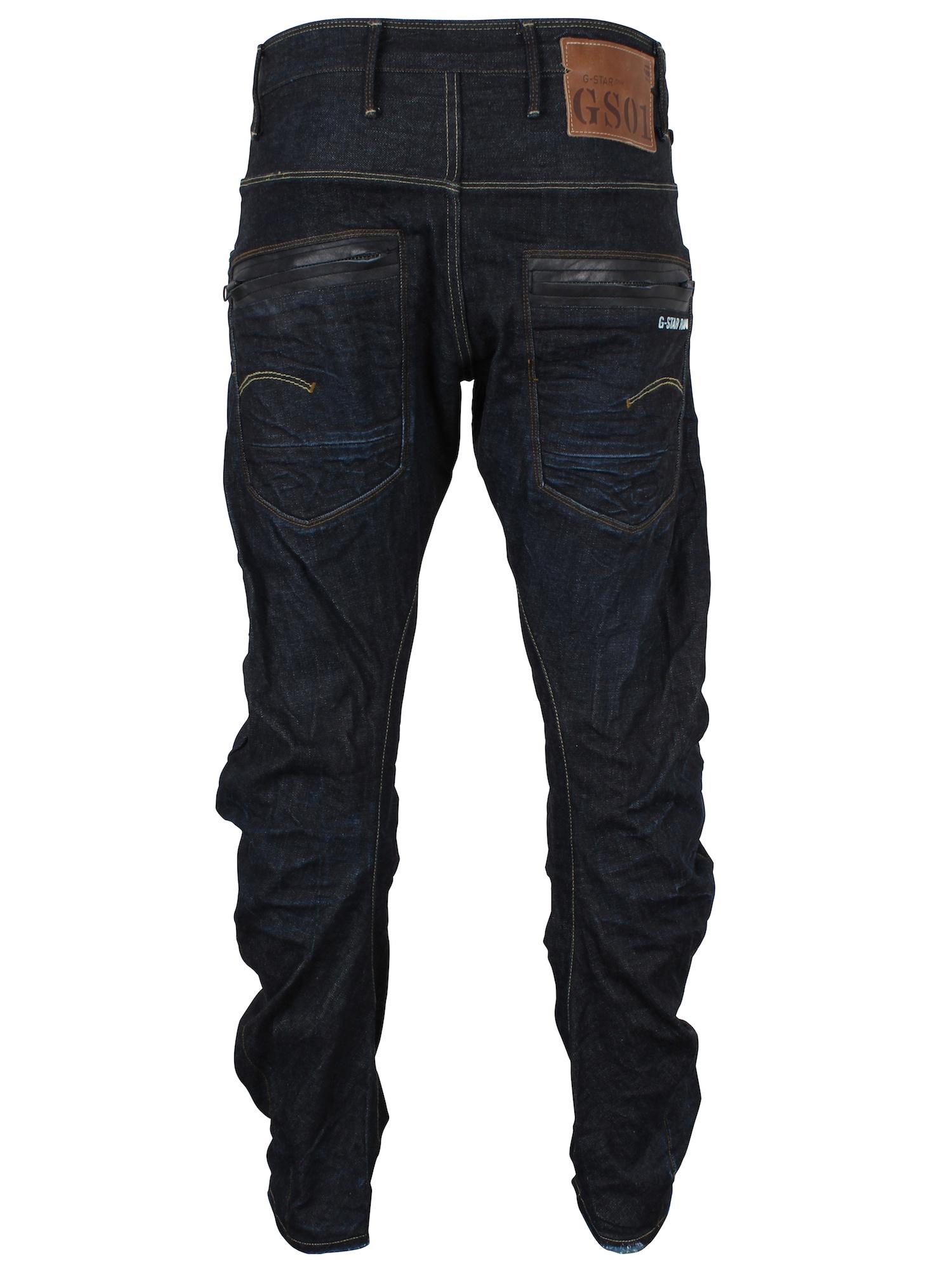 g star jeans riley loose tapered 3d raw wash loose fit tapered leg kruce denim ebay. Black Bedroom Furniture Sets. Home Design Ideas
