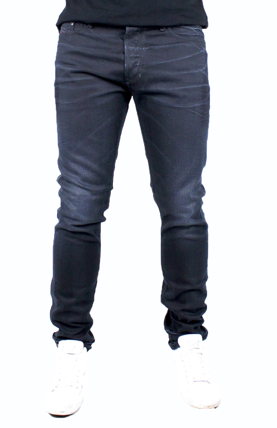 Diesel Tepphar 666T Jeans 0666T Tapered Skinny Fit | eBay