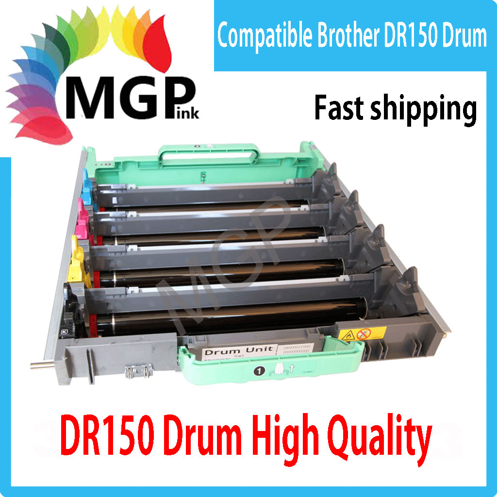 1x drum cartridge for brother dr150 dr150cl dcp 9042cdn mfc 9840cdw mfc 9450cdn ebay. Black Bedroom Furniture Sets. Home Design Ideas