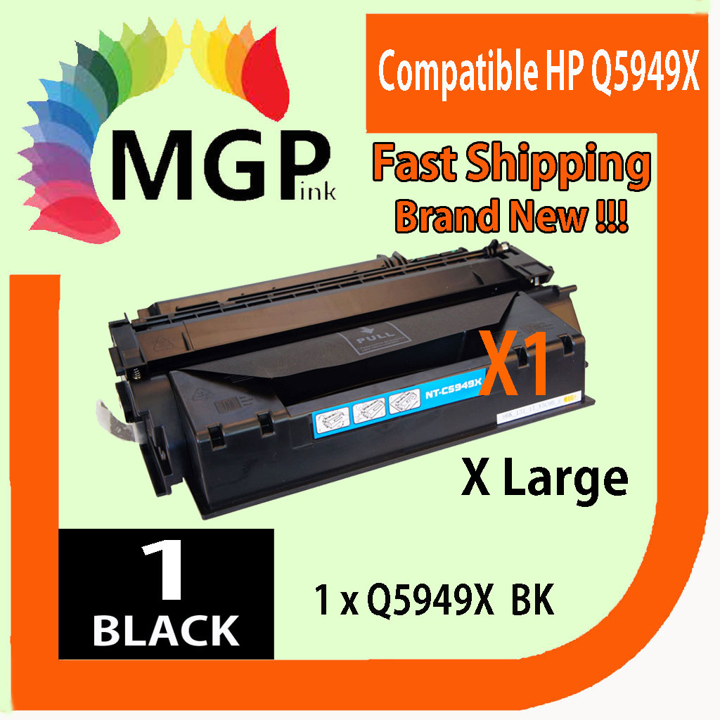 Toner-for-HP-Q5949X-Laserjet-3390-3392-1320tn-1320n-1320t-1320nw ...