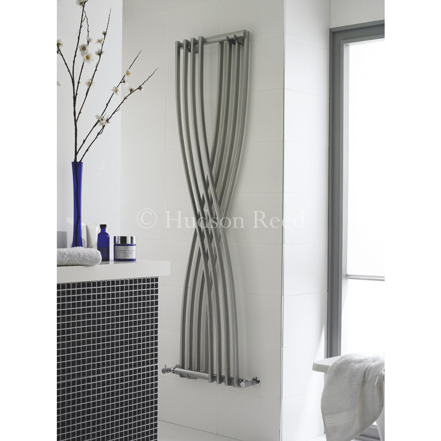 hudson reed xcite vertical designer radiator tall. Black Bedroom Furniture Sets. Home Design Ideas